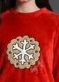 Dagi Polar O Yaka Takım Kırmızı